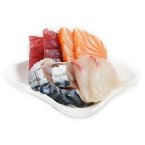 Sh7 sashimi varié