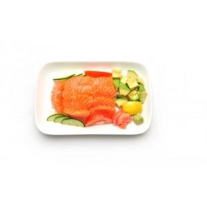 Salades Avocat saumon