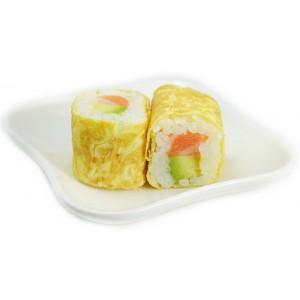 RO1 Omelette Saumon Avocat
