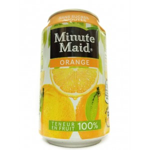 Minute-maid orange