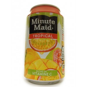 Minute-maid tropical
