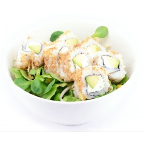 BE2 Salade Rolls