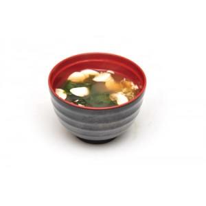 Soupe maison (miso)